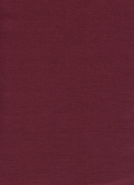 14-314 faux lin (bordeaux) 140cm de large