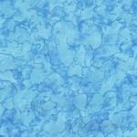 15889 Faux Uni Bleu