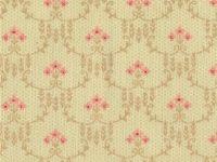 Tissus beaujolais c5114-taupe