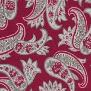 c7062-red Rustiic Romance - Penny rose