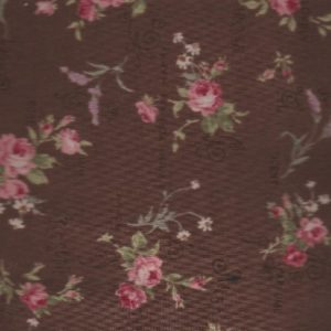 lc7212 Antique Rose Mrs March's fond brun