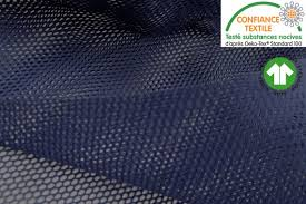 issu-filet-coton-bio-oeko-tex-bleu-marine-au-metre