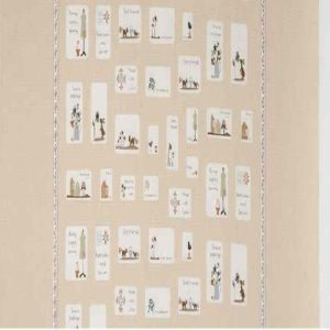 51550-x 30cm x 110cm French Armoire l'Atelier perdu