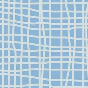 Tissu patchwork «Blue goose»  y3103-29