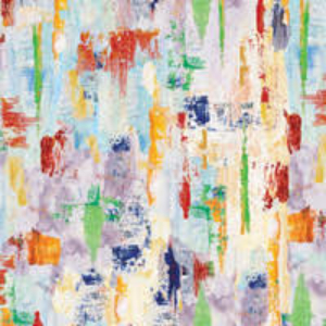 Tissu patchwork Multi paints 27314-x